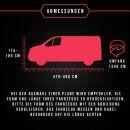 Autogarage für Mercedes Vito II (03-14) Vollgarage...