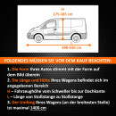 Autogarage für Citroen Jumpy II L2 H1 (07-16)...