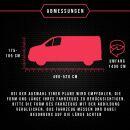 Autogarage für Ford Transit Custom (12- ) Vollgarage...