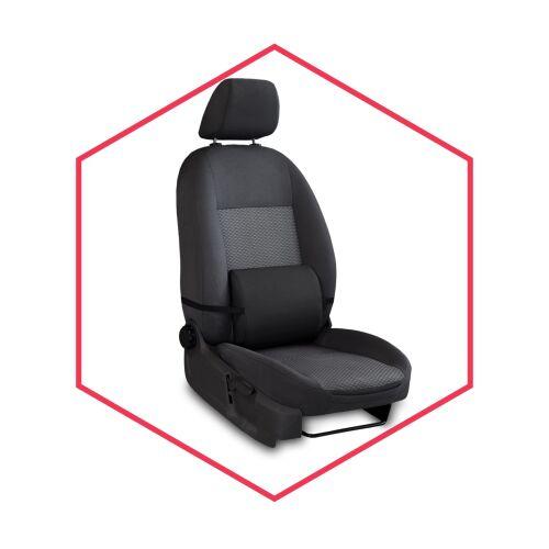 Rückenkissen Rückenstütze Für Auto Lendenkissen Lordosenstütze Autositz Memory