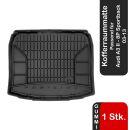 Kofferraummatte für Audi A3 II - 8P Sportback 03-13...